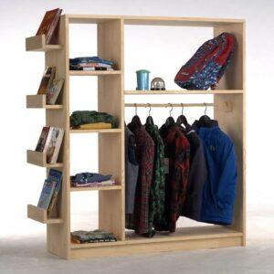 Tủ quần áo gỗ hiện đại Cashidy (1)
