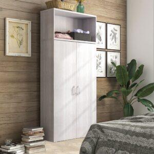 Tủ quần áo gỗ hiện đại Catvision (1)