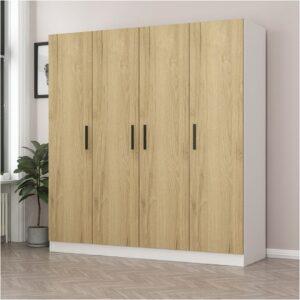 Tủ quần áo gỗ hiện đại Celexes (1)