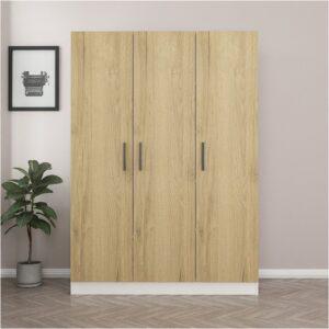 Tủ quần áo gỗ hiện đại Claireen (5)
