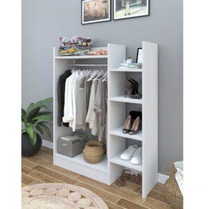 Tủ quần áo gỗ hiện đại Cogitem (1)
