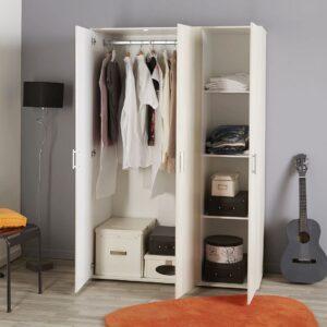 Tủ quần áo gỗ hiện đại Cromakem (1)