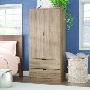 Tủ quần áo gỗ hiện đại Crookman (3)