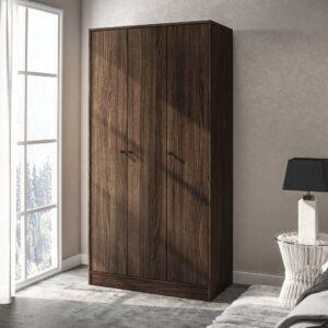 Tủ quần áo gỗ hiện đại Cubical (1)