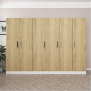 Tủ quần áo gỗ hiện đại Cuperly (1)